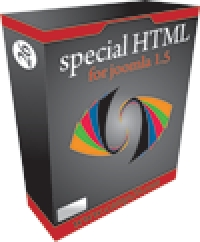 SPECIALHTML FOR JOMLA 1.5